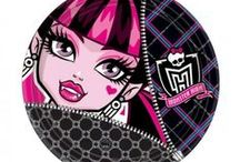 Monster High Kalastema / Här hittar du alla våra produkter med Monster High tema.