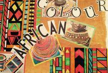 African Art Work