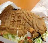Japanisches Essen / Japanisches Essen – von Okonomiyaki bis Kitkat.