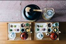 bijuuhotel breakfast / Our main breakfast is Japanese meal with assorted seasonal Tsukemono (Pickled vegetables).