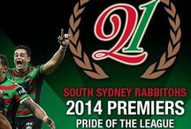 Rabbitohs / The Pride of the League