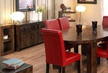 Dakota Mango Furniture / Solid, Robust and Handsome