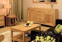 Hereford Oak Furniture / Extensive & versatile, built from light oak hardwood