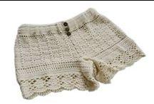 Lingerie-crochet