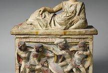 ETRUSCHI  IX-IV B.C.