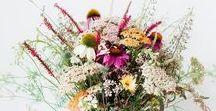 Bouquets fleurs du jardin / De charmants bouquets et autres décorations florales à réaliser avec les fleurs du jardin