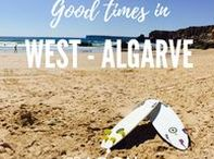 West Algarve Travel Tips / We reach Sagres in the South of Portugal. With more than 30 fantastic and scenic beaches in close proximity – almost each one is ideal for surfing – making Sagres a real surfers paradise in Europe. Yet the atmosphere is friendly and quiet. Apart from a number of surf shops, bars, cafés and .... Read all about our amazing stay in Sagres, Portugal…  A trip through South of Europe - Experiencing the Local Life: https//blog.2B-LOCAL.com #2BLOCAL #Portugal