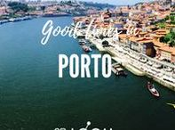 Porto & Douro Valley Travel Tips / We spend some days in beautiful Porto! The weather is great and the sun is out, which is not always the case. But even when fog covers the city, the atmosphere becomes magical and mystical in its own charming way. We also drive to wonderful Douro Valley - endless green vineyards and impressive Quintas to .... Read all about our magnificent stay in Porto & Douro Valley…  A trip through South of Europe - Experiencing the Local Life: https//blog.2B-LOCAL.com #2BLOCAL #Portugal