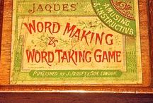 Victorian Board Games and Puzzles / What board games and puzzles were Victorian children given to amuse themselves? Were these games only educational?