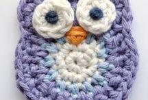 Crocheted critters / Cute crochet animal patterns
