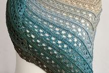 Crochet shawls & wraps / Crochet patterns for shawls and wraps