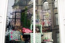 Home ware & cosmetic window displays / window displays and visual merchandising in Dublin, 2017