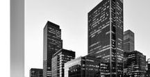 Black And White Architecture Prints / Monochrome Architecture And Cityscapes Photography