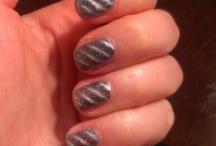 Pretty Nails / Interesting nail polish designs are fun!