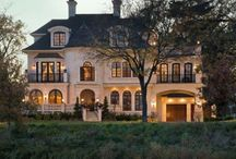 Mansion dreaming / Ideas for a future house..