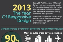 Responsive Web Design / Interesting ideas in responsive web design