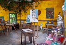 Studios + Workshops + Studies / by jenijolinna