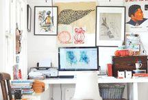 we love Workspaces / Creative Work needs a creative Workspace!