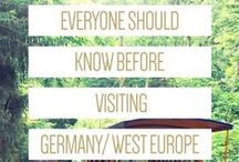 Travel Inspiration / by Hey! Morningstar