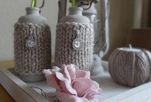 creative with wool