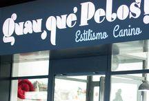 Peluquería Canina en Zaragoza / Guau Que Pelos! es tú #peluquericanina y tienda en Zaragoza