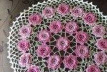 crochet / Favourite Crochet pieces