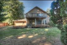 12823 SE 15th Street Vancouver, WA / A large and unique home surrounded by a beautiful landscape. This property has been sold, but if you are looking for a home to buy or have a home you would like to sell, please don't hesitate to contact our office at (360)989-3390 and one of our agents will be more than happy to assist you or answer any questions you may have. #VancouverWA #HomesForSale #FrontDoorRealty #FrontDoorNW #BankOwned #REOproperties #REOAuctions #FishersLanding #CascadePark