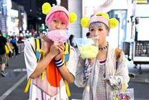 Tokyo Colours