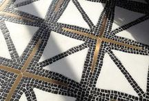 Funky Floors / Beautiful flooring that adds a statement to any room. Who says flooring has to be dull?