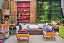 Beautiful Living Spaces / Rooms to relax and unwind in.