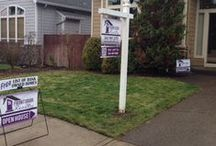 Front Door Realty Open Houses / Stop by and take a peek at the homes listed by Front Door Realty! Most homes are held open the first weekend on the market.  #HUDhome #HUDhomes #VancouverWA #HomesForSale #FrontDoorRealty #FrontDoorNW #HUDHomesForSale #HUDowned #HUDpropertiesForSale