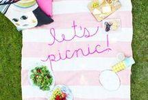 we love Picnics / Wir sind Picknicker! Ihr auch? Dann haben wir ein paar tolle Inspirationen für euer Sommerpicknik!