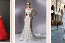 Rosemary wedding dress / New fashion customized wedding dress makes your wedding unique and amazing!