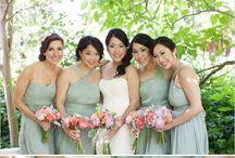 Bridesmaid dresses / Great looking