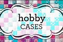 Hobby Cases / An array of cases inspired by all your favorite hobbies!