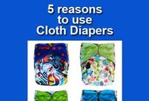 Cloth Diapering Tips / Cloth diapering is fun and easy! Checkout our resources for troubleshooting common issues with cloth diapers!
