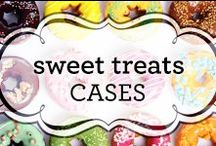 Sweet Treats Cases / Get all your fave sweet treats in a phone case!