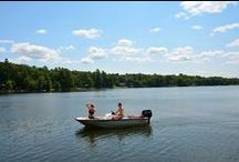 Pocono Mountains, Pennsylvania / Stories from Sylvan Lake in the Pocono Mountains of Pennsylvania. Learn more at http://escaper.co