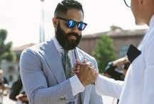 BEARDED MEN AND FASHION | MR KOACHMAN / Bearded Men & Fashion