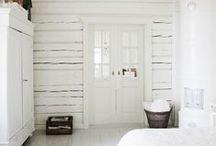 Agroproject / interior design | minimalistic, nu-folk flavour | stylish cottages for aesthetic freeks