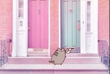 pusheen / pusheen the cat!