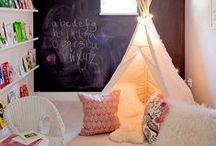 Children's Spaces / Organized Children's Spaces