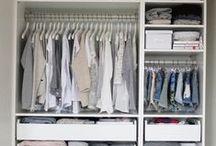 Closet / Organized Closets