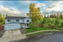 1017 NW 120th Circle Vancouver, WA 98685 / Beautiful Felida home right next to walking trail. Enjoy the expansive 700 square foot deck at sunset! Large four bedroom home with tons of space including living room, family room, and bonus room! Central vacuum system throughout. This property is now pending.