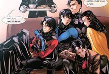 The mothafu¢k¡n Bat Family