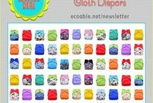 WEEKLY DEALS - Save on Cloth Diapers / Save on cloth diapers! We offer new promo deals every week. Get most recent promo code here: http://ecoable.net/newsletter