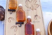 Maple Syrup | Envirocycle Composters / Inspirational ideas to go with your Envirocycle composter! Visit Envirocycle.com to learn more about The Most Beautiful Composter in the World and buy directly from Envirocycle: https://www.envirocycle.com/product/composter/