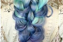 Dream Hair / Colour and style inspiration