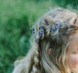 Creative Braid Inspiration / Gorgeous braid inspiration including custom creations from Erika of the Streets of Gold Team!