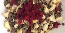 Les recettes de Bulle & Blog ! / Je vous propose ici les recettes que je cuisine sur mon blog (www.bulleetblog.com), à base de produits frais, si possible locaux, de saison et bio. Je privilégie le végétarien, le sucré, et tout ce qui est GOURMAND, car c'est que je préfère !!